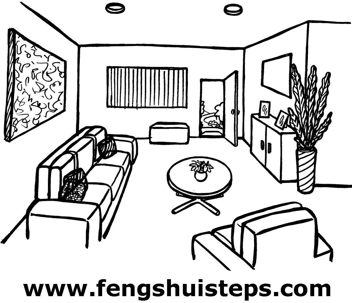 1182x1017 Feng Shui Lounge Feng Shui Steps