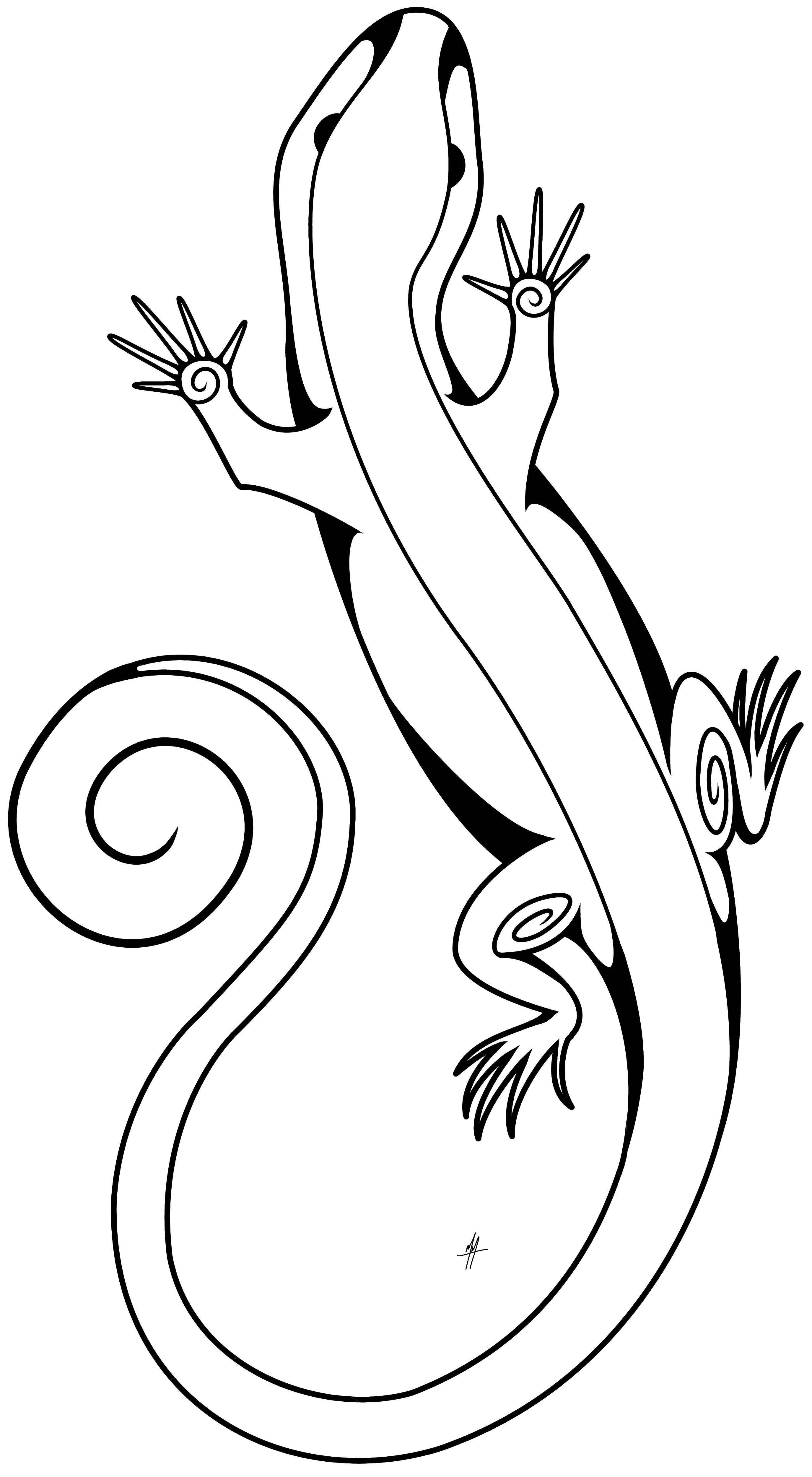 2749x5000 Reptile Masonillustration School Projects