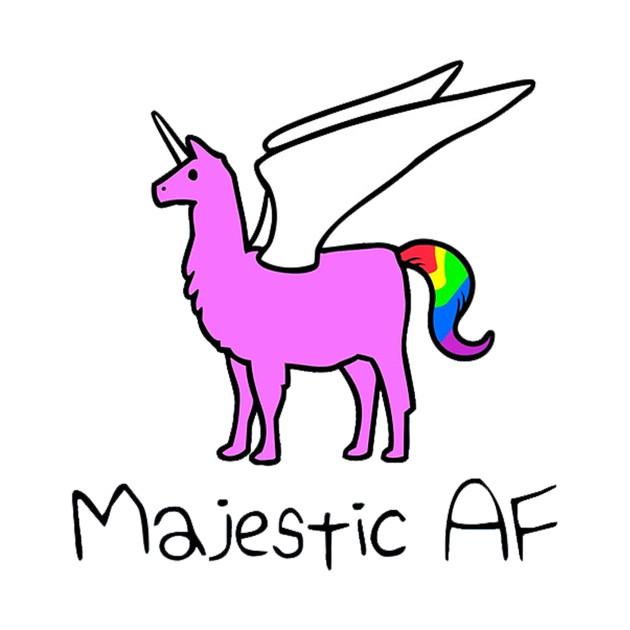 630x630 Majestic Af Pink Llamacorn