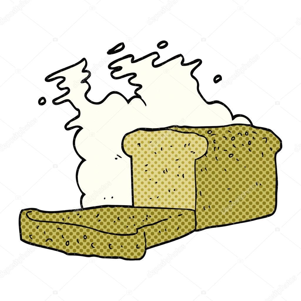 1024x1024 Cartoon Loaf Of Bread Stock Vector Lineartestpilot