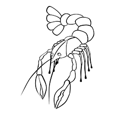 230x230 Top 10 Free Printable Lobster Coloring Pages Online
