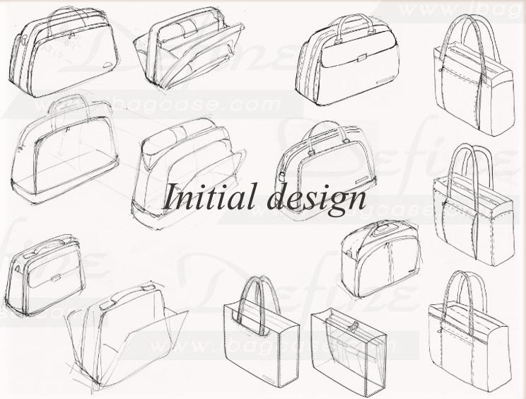 744x564 Ladies Travel Gym Locker Organizer Bag