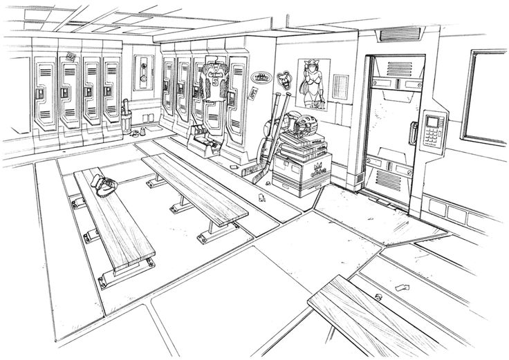 736x521 96 Best Interior Exterior Drawing Layouts Images