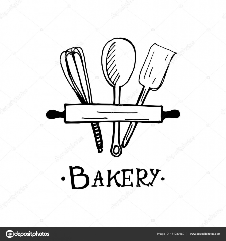 963x1024 Bakery Logo Design. An Idea For Cafe, Bakeshop, Maffin Shop