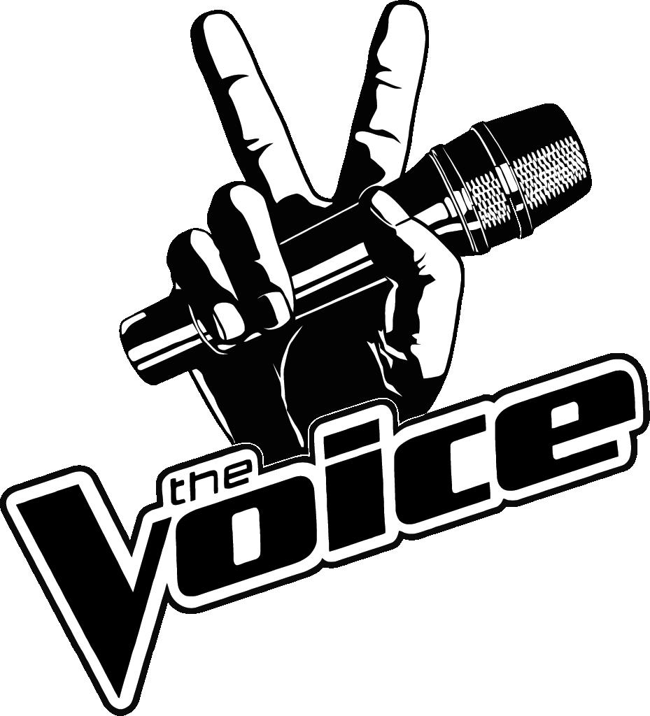 929x1024 The Voice Logo Entertainment