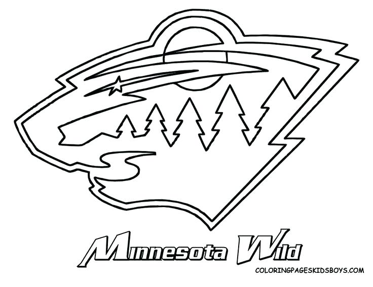 736x568 Nhl Logo Coloring Pages Panthers Logo Hockey Sport Coloring Pages