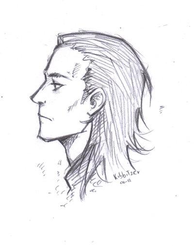 400x507 Loki By On @ Draw
