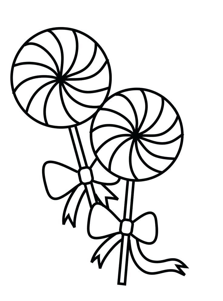 736x991 Lollipop Coloring Page Lollipop Coloring Pages To Print Coloring