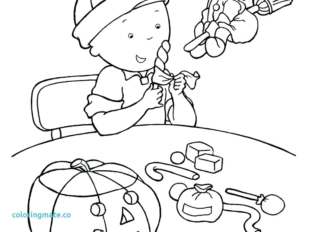 1024x768 Coloring Caillou Printable Coloring Pages Lollipop Inspirational