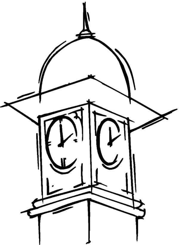 london clock tower drawing at getdrawings com