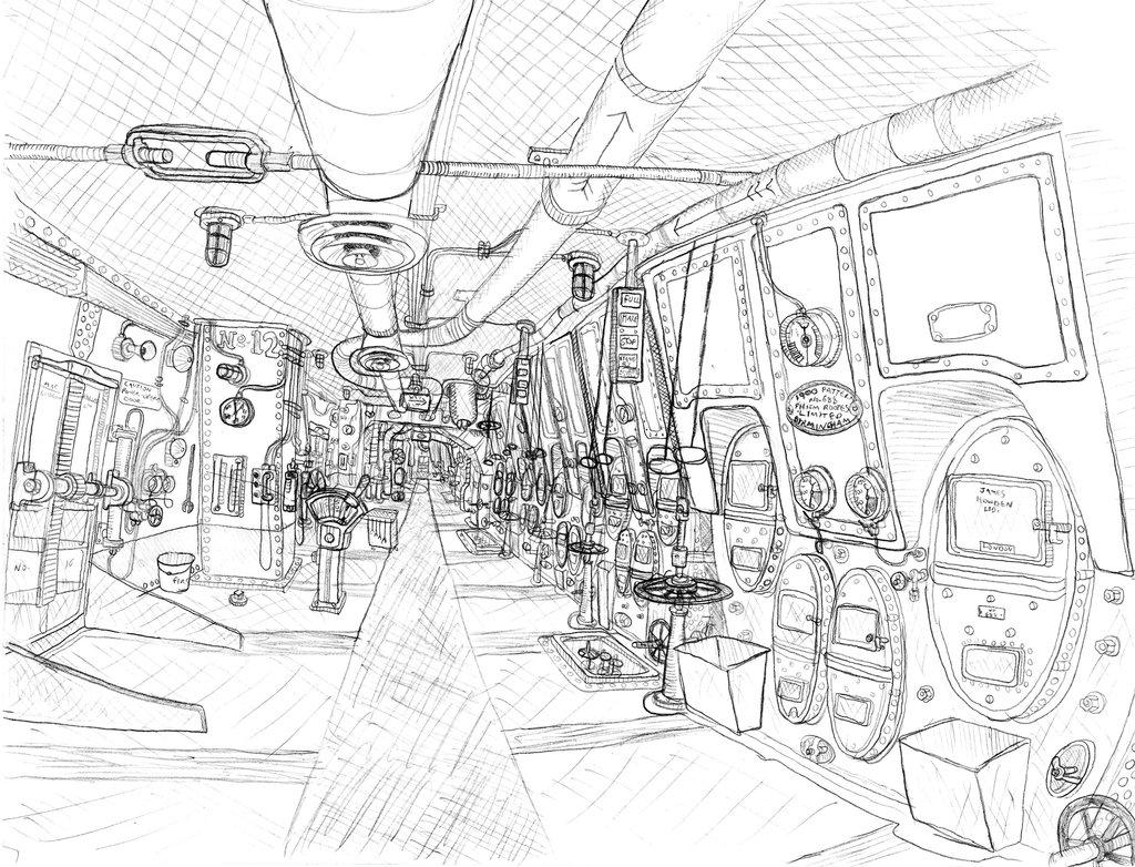 1024x782 Rms London Boiler Room By Ninjapickle