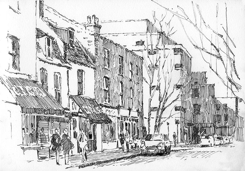 860x601 London Rob Adams A Painter's Blog