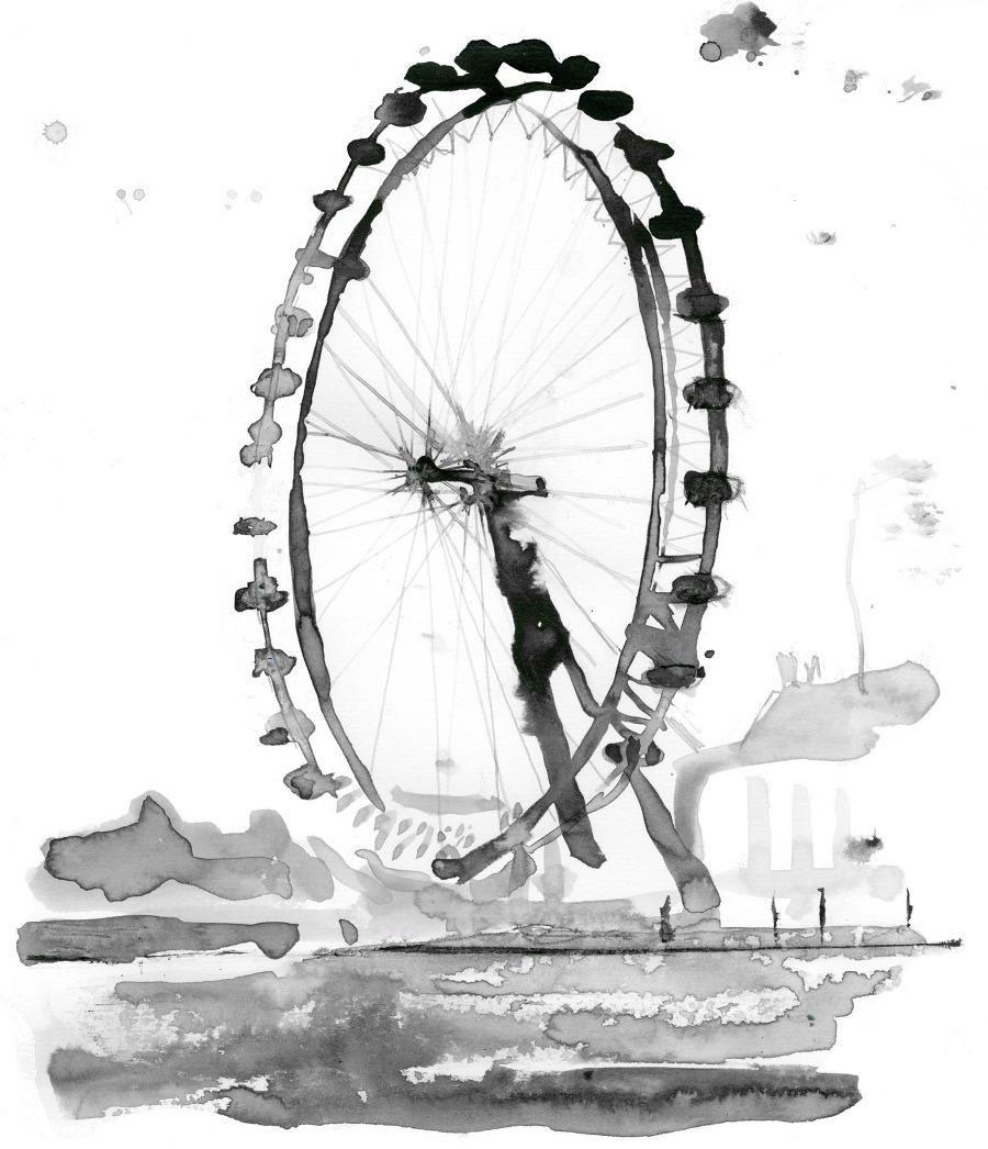 900x1046 London Eye