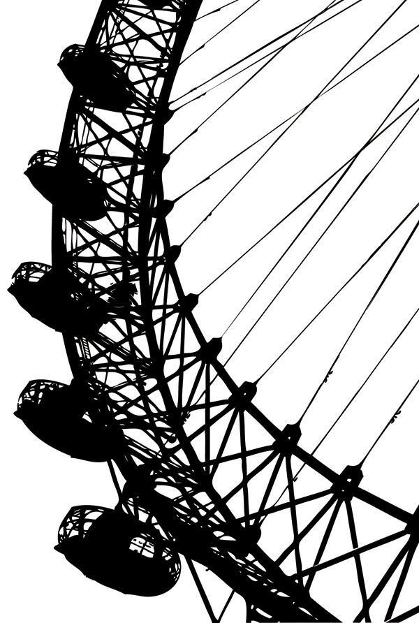 600x892 London Eye Bad Dog Editions