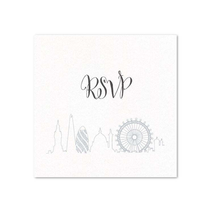 750x750 London Skyline Rsvp Cards Luxury Wedding Invitations