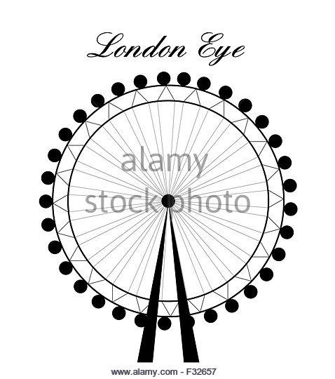 478x540 London Vector Silhouette Stock Photos Amp London Vector