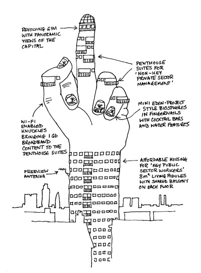 400x544 Bartlebooth London Skyline Ideas
