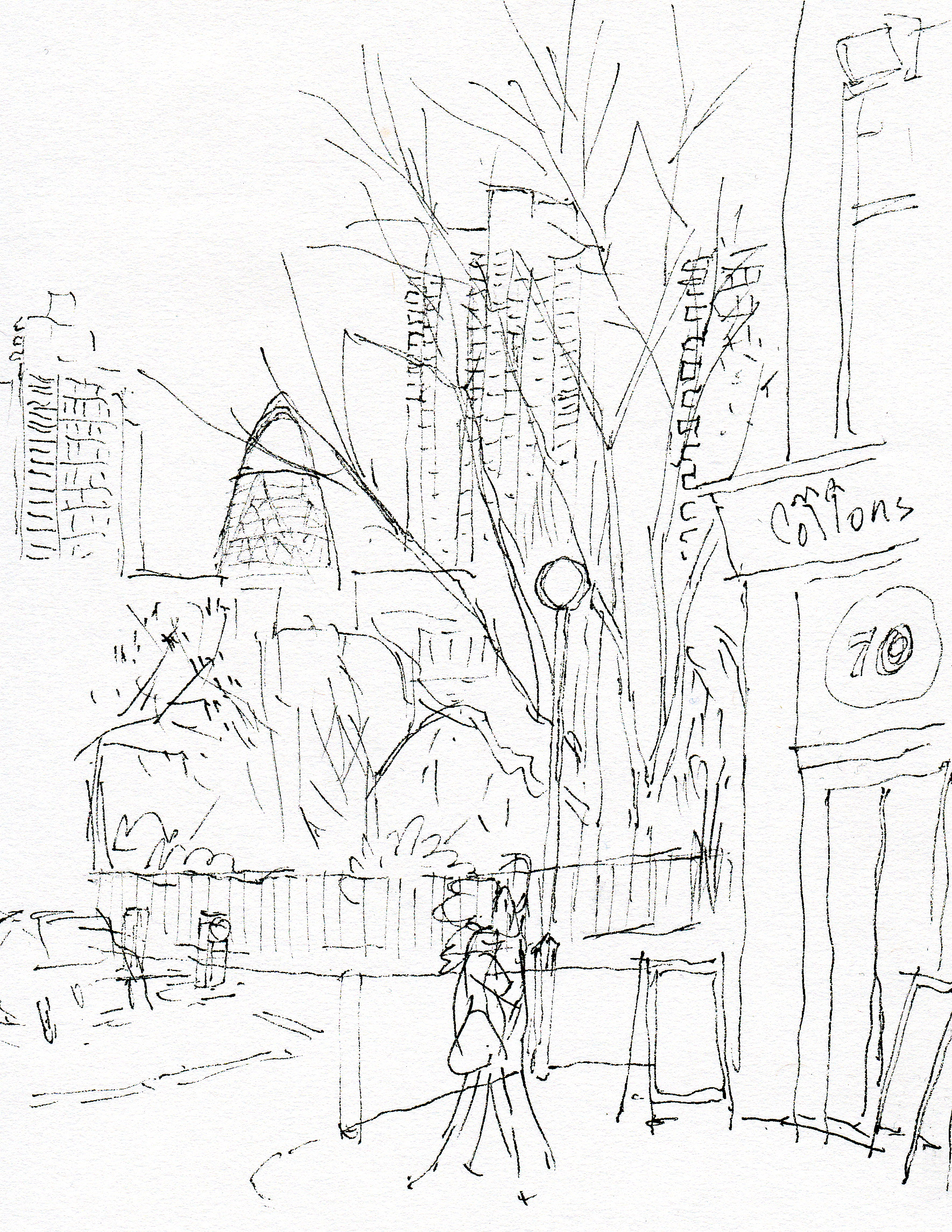 1769x2289 City Of London Skyline Viewed From Exmouth Market Push Pr Loves