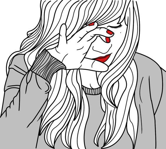 564x507 6 Ilustradoras Que Entienden El Profundo Sufrimiento Femenino