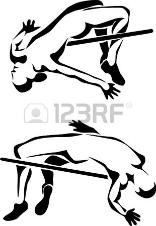 310x450 Long Jumper Royalty Free Cliparts, Vectors, And Stock Illustration