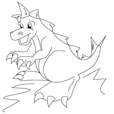 400x400 The Best How To Draw Dinosaurs Ideas On Dino