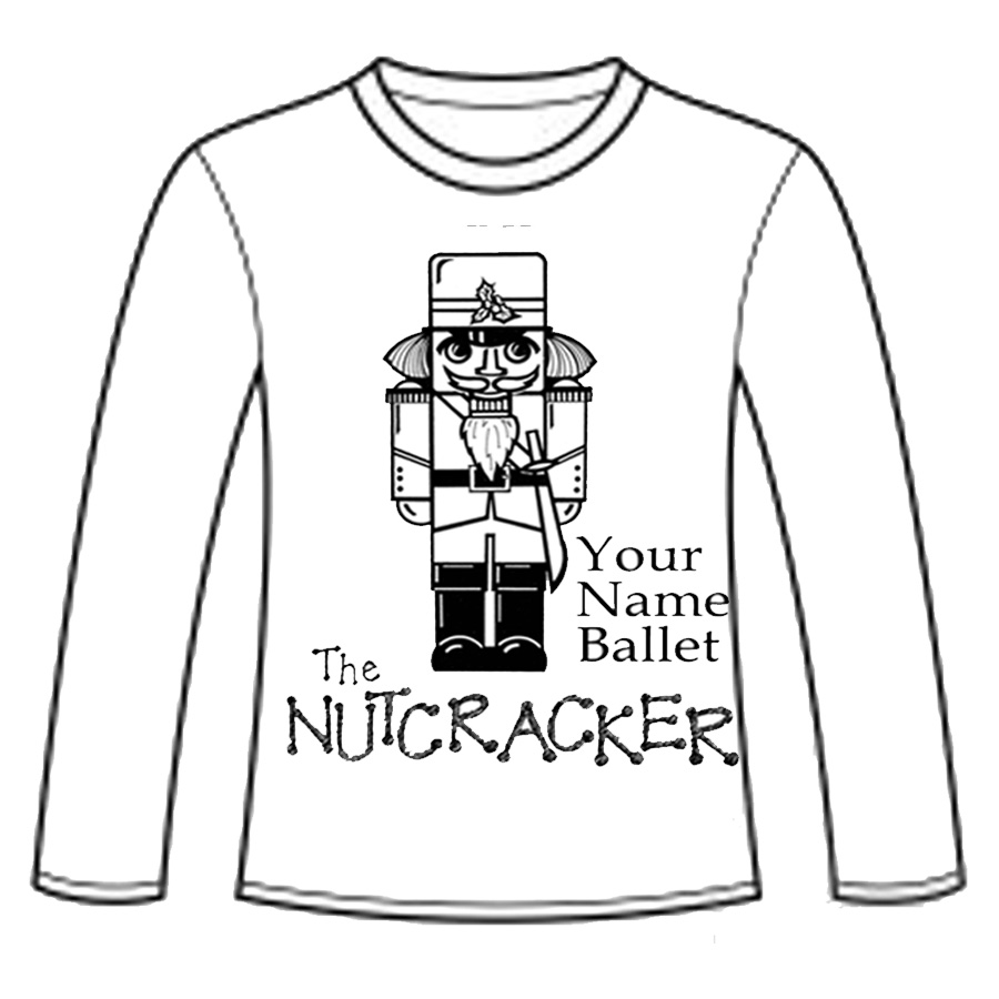 900x900 Customizable The Nutcracker T Shirts