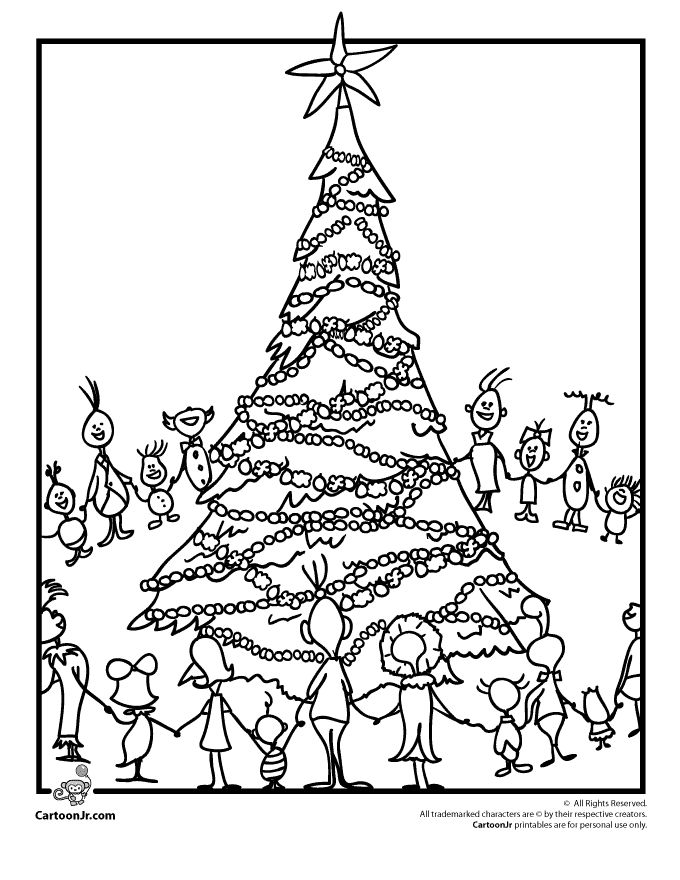 680x880 Cabin And Pine Tree Coloring Pages Longleaf Pine Tree Coloring