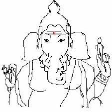 225x225 Ganesha, Ganapati, Pilliyar, Vinayaka, Who Is Lord Ganesha