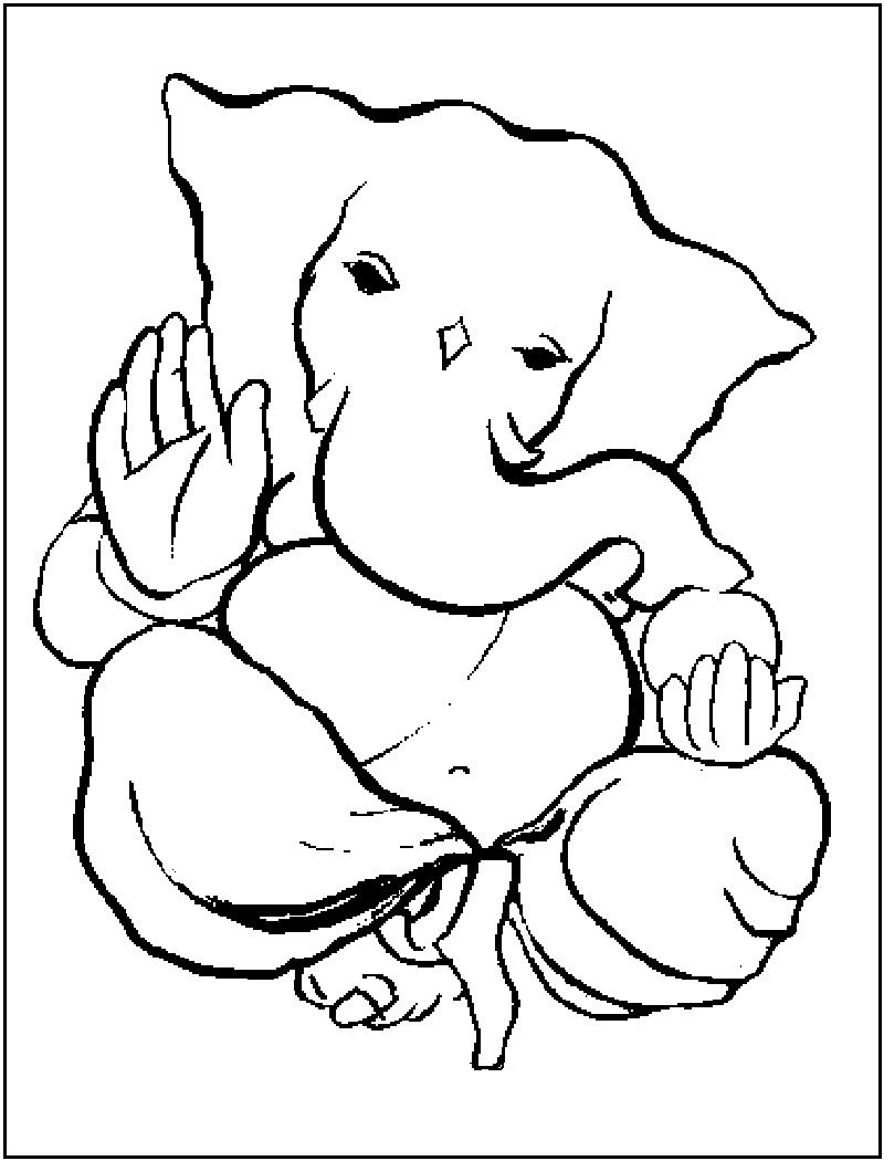 800x1050 Hindu Mythology Ganesh