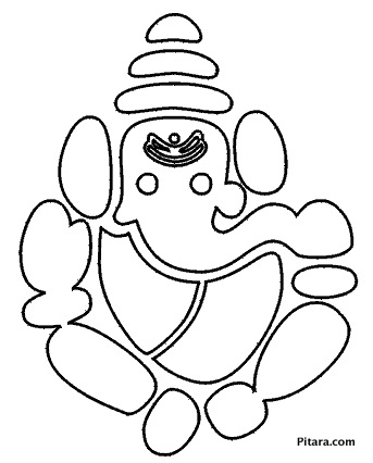 Lord Ganesha Drawing Images At Getdrawings Com Free For Personal
