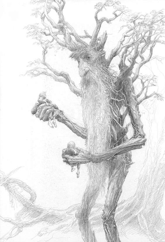 564x829 The Art Of Alan Lee And John Howe Photo Hobbit