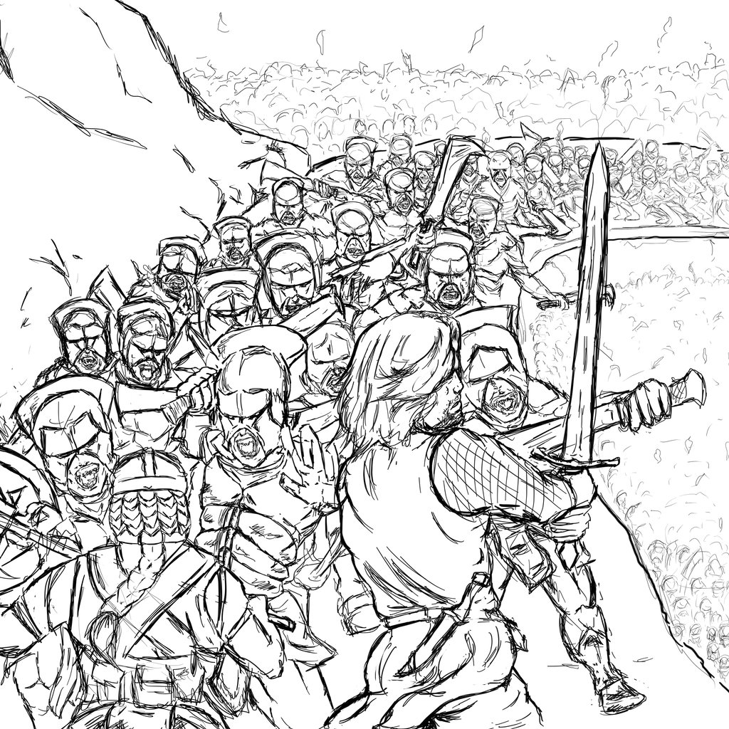 1024x1024 Pin By Nathalie Monio On Coloriage Tolkien