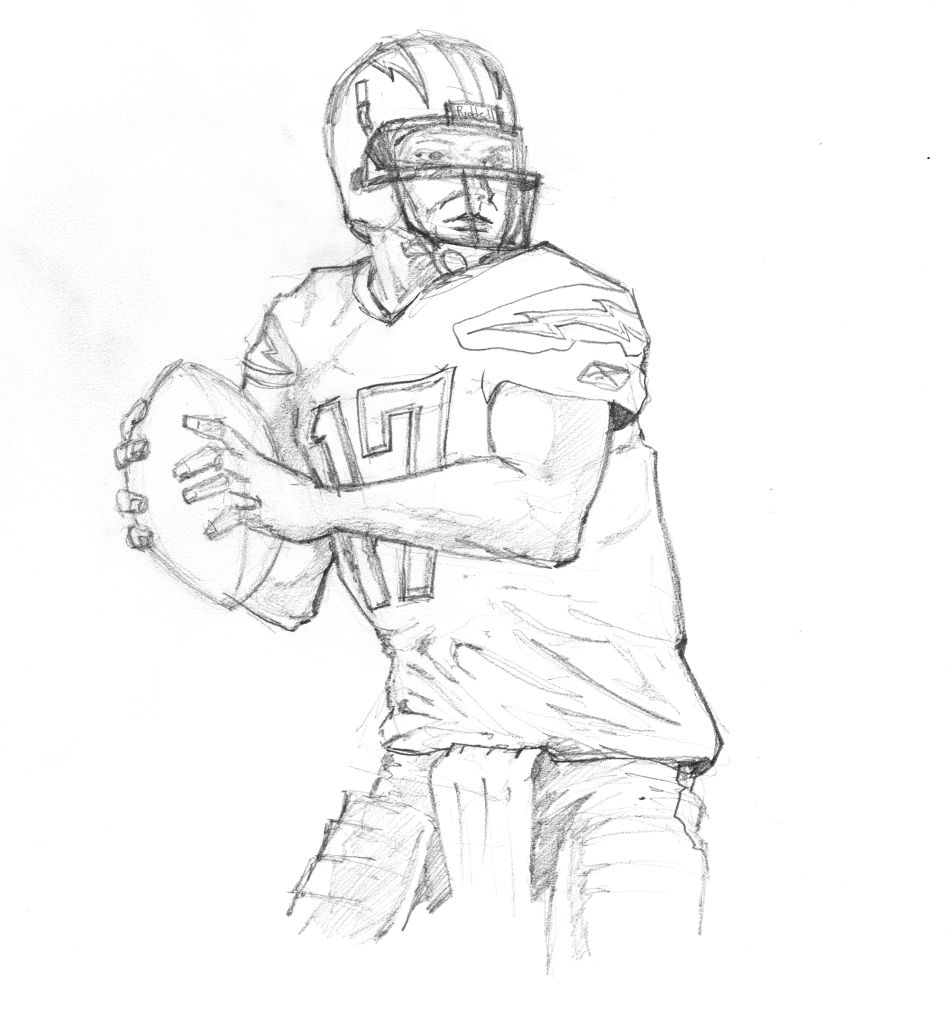 949x1024 Los Angeles Chargers Coloring Pages
