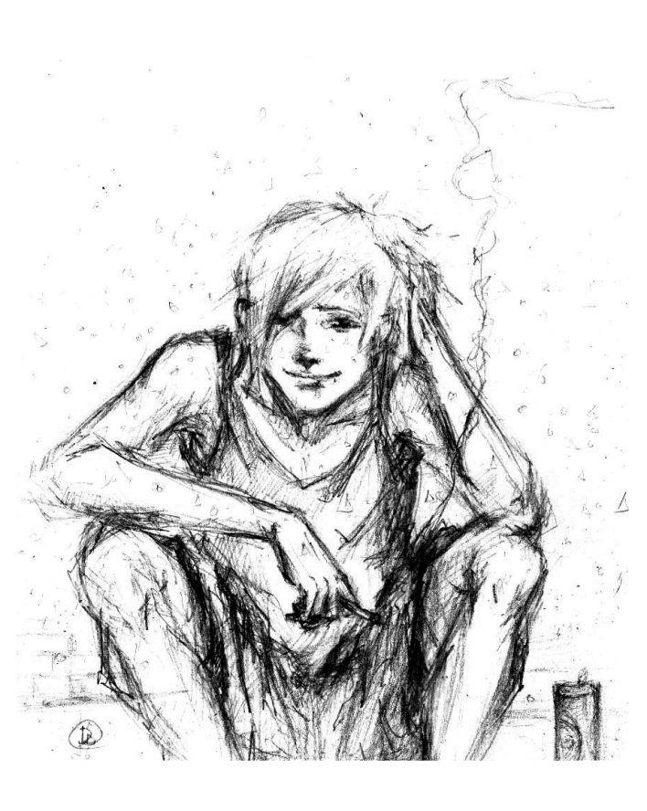 708x888 Lost Boy By Pajalie