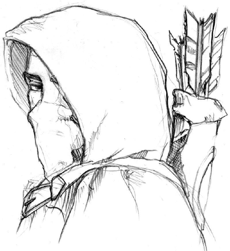 800x872 Ranger Of Gondor