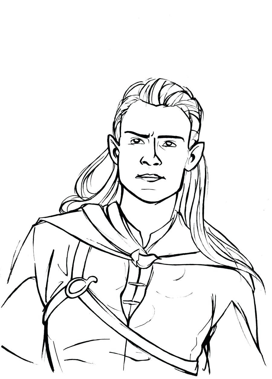 900x1252 Coloring Lotr Coloring Pages How To Draw The Witch King Step 7 1