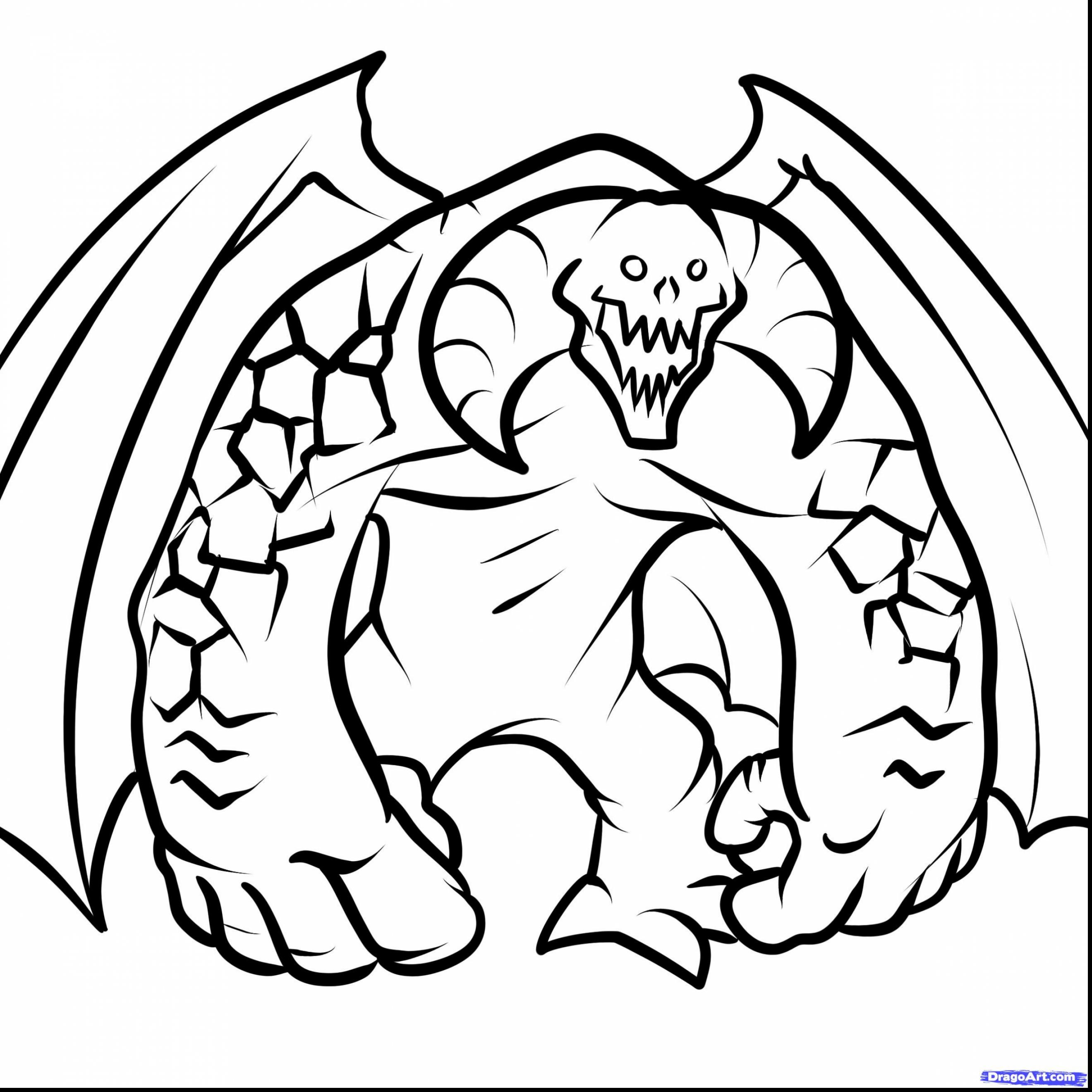 2640x2640 Good How To Draw Lord Of The Rings Balrog With Lord Of The Rings
