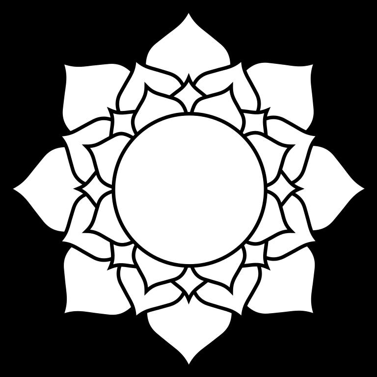 lotus flower leaf template flowers healthy