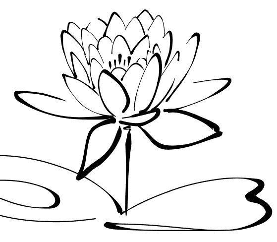 559x488 Calligraphy Images Calligraphy Lotus