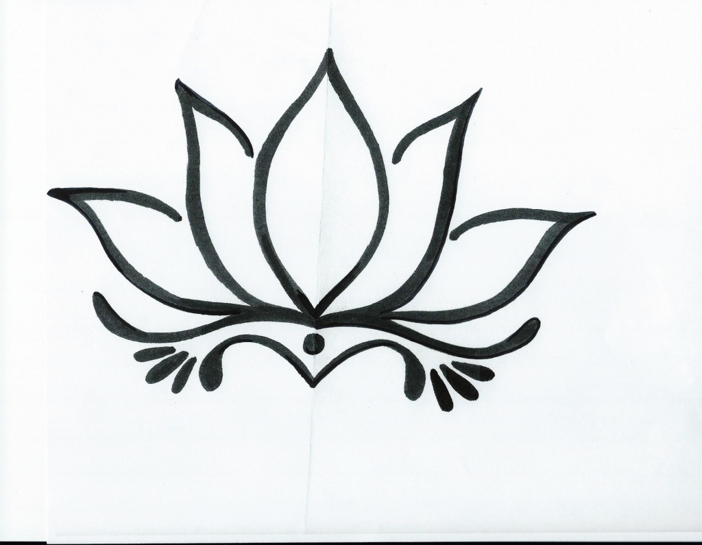 Lotus flower drawing step by step at getdrawings free for 1024x795 lotus flower drawing pictures simple lotus flower drawing 1000 mightylinksfo