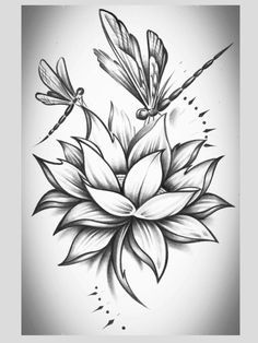 236x314 Lotus Blossom Tattoo By On @