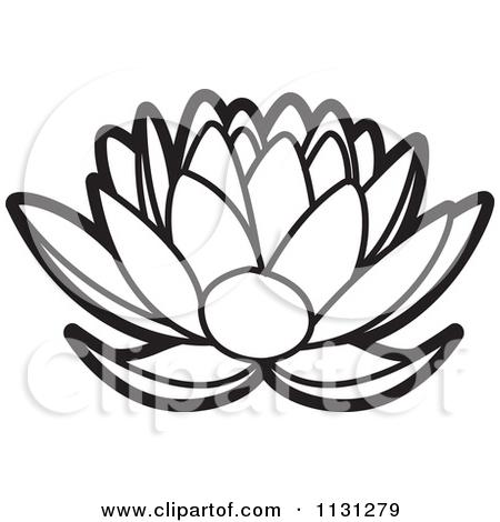 450x470 Flower Illustration Clipart