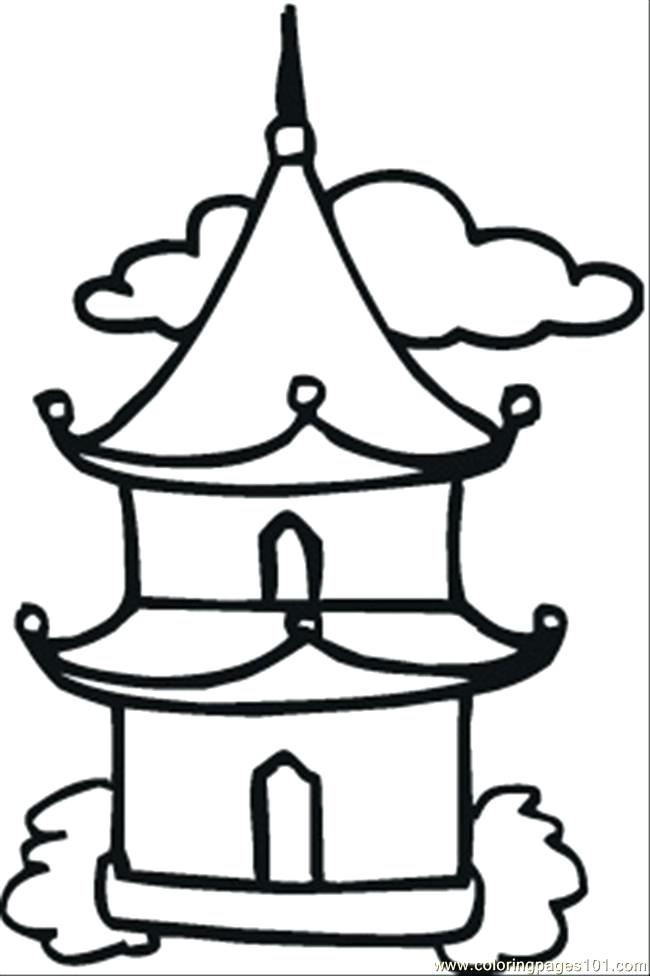650x976 Buddhist Coloring Pages