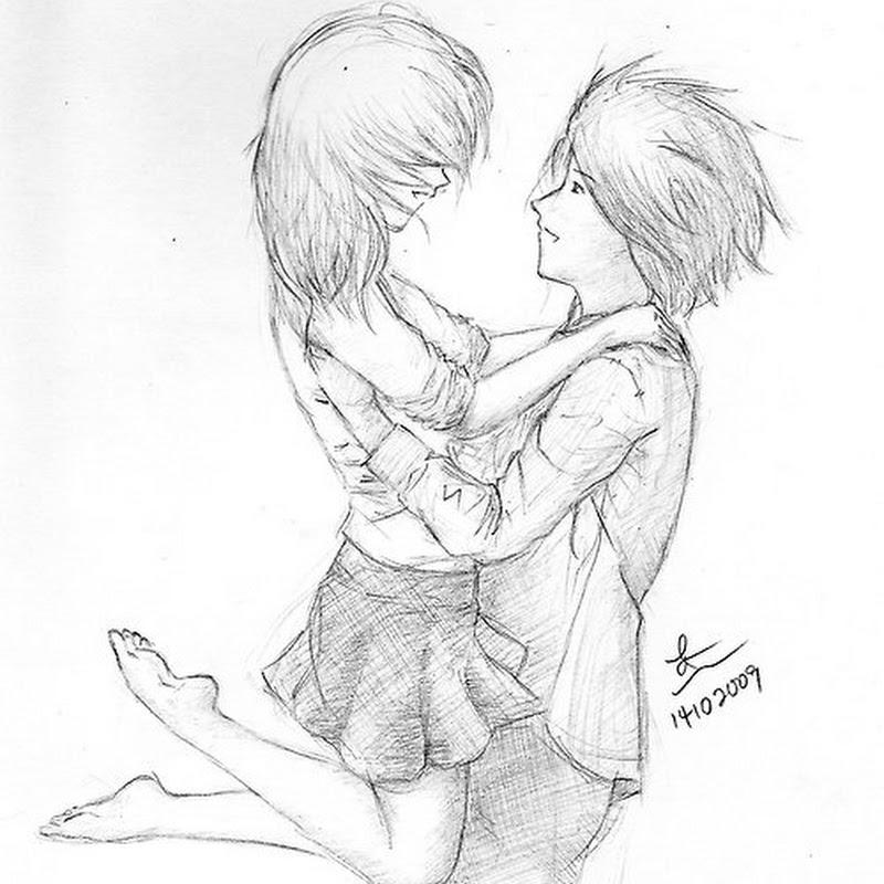 800x800 How To Draw Cute Anime Love