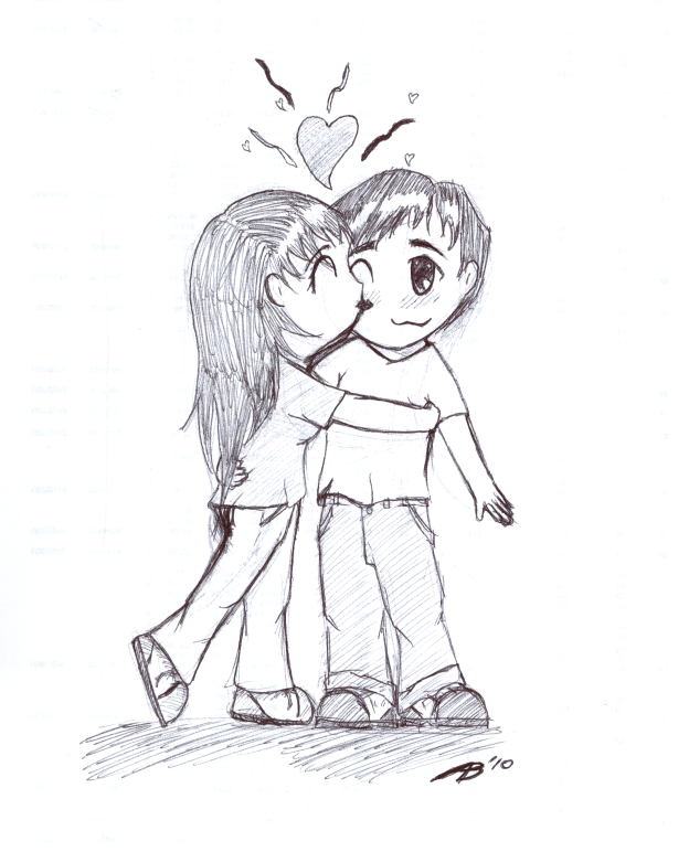 624x772 New Network Anime Anime Love Drawings
