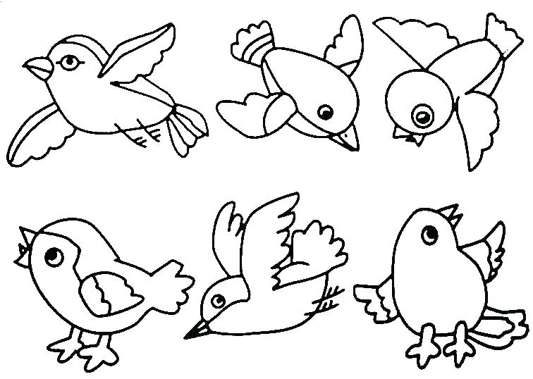 756x538 Coloring Pages Tweety Bird