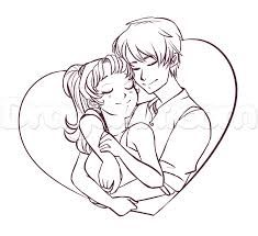 235x215 Image Result For Cute Couple Sketches To Draw Sketchess