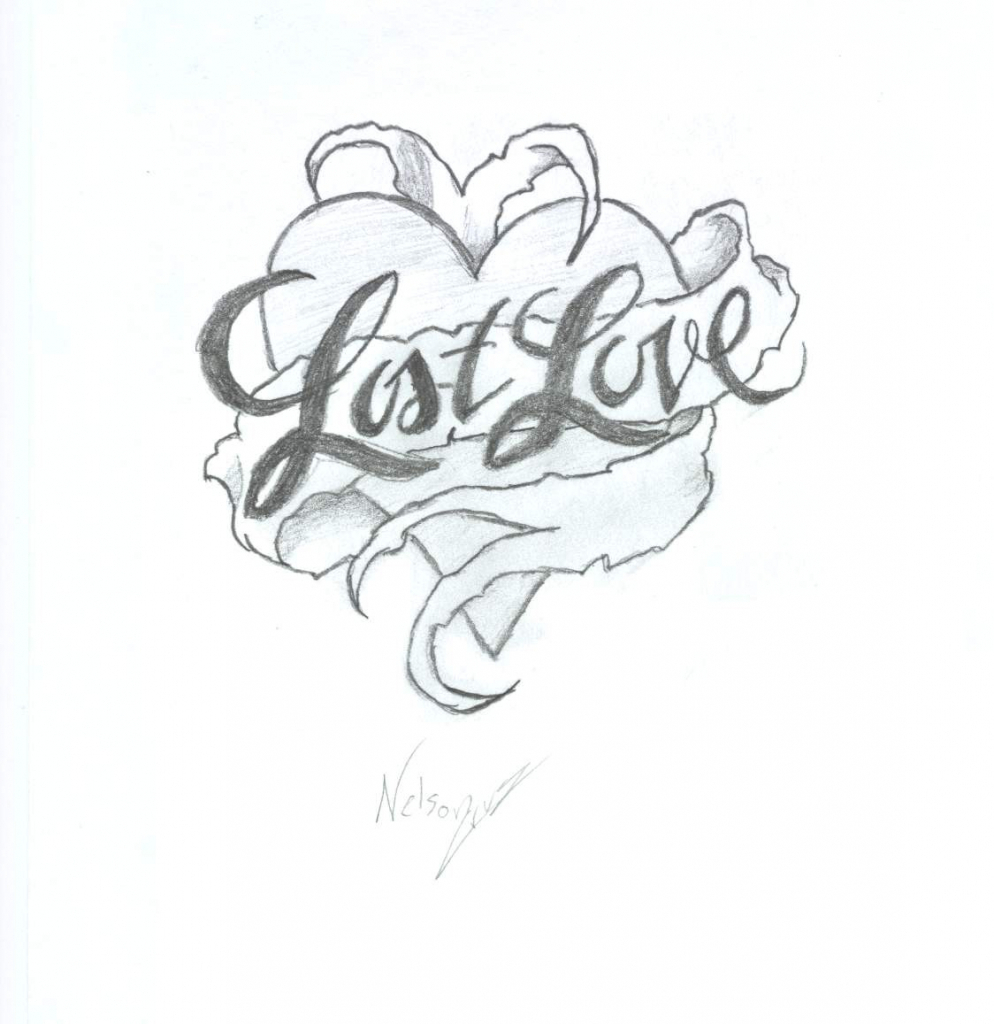 994x1024 Cool Love Drawings Best Graffiti Drawing Of Love