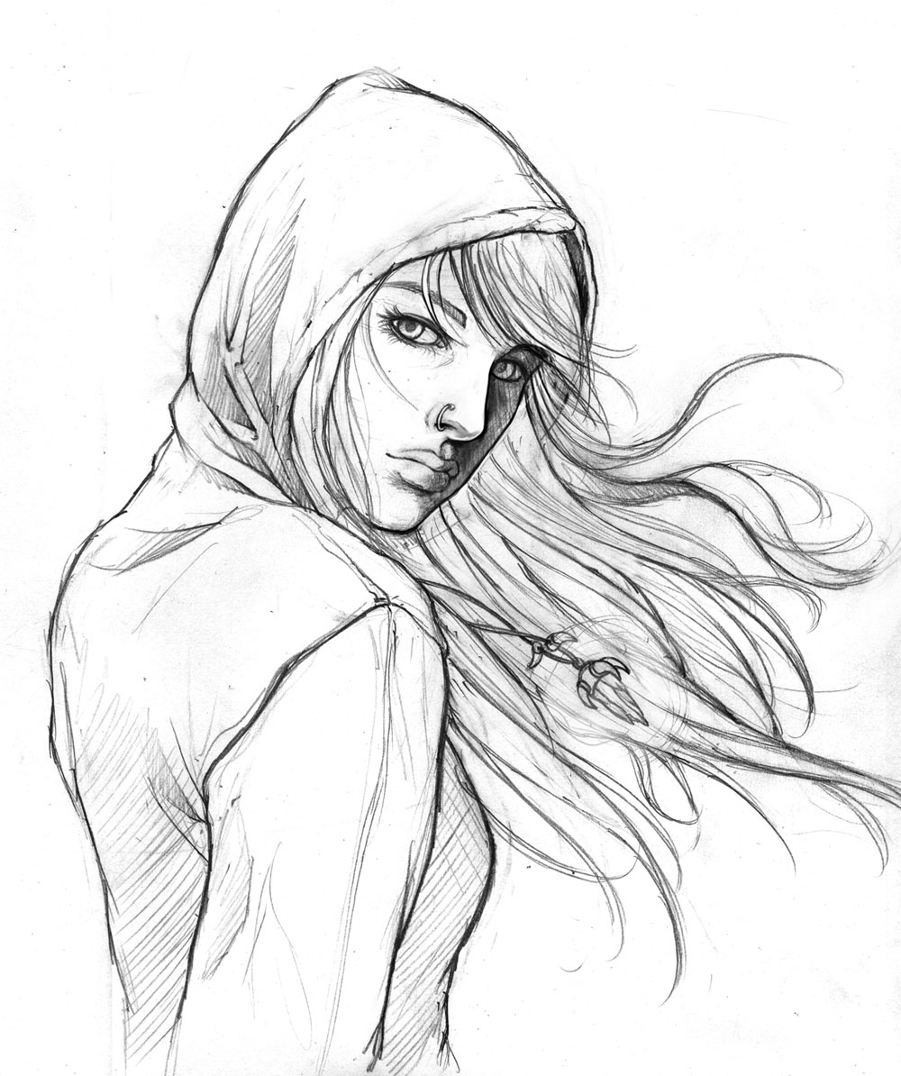 Love Cool Art Drawings