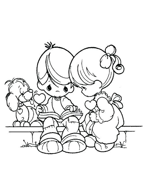 507x650 Cute Love Coloring Pages Cute Heart Coloring Pages Cute I Love You